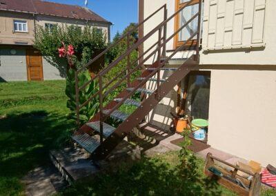 Venkovní schodiště